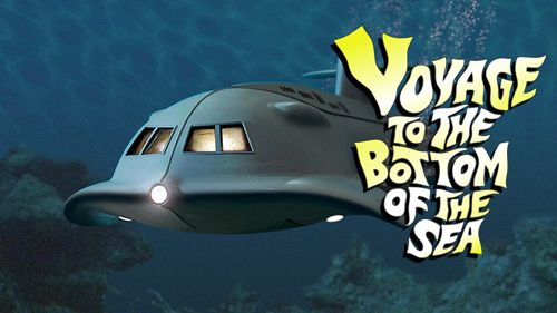 Voyage To The Bottom Of The Sea (Mission Seaview)