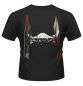 "Preview: T-Shirt: ""Tie Fighter approach"""