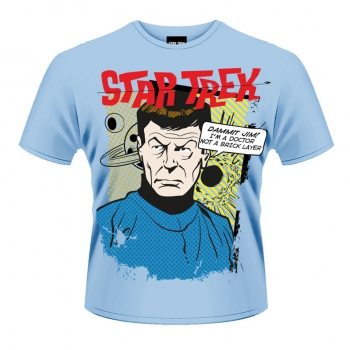 Star Trek T-Shirt Doctor McCoy