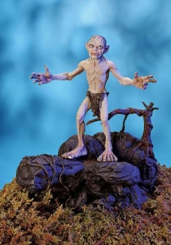 Gollum, with Electronic Sound Base