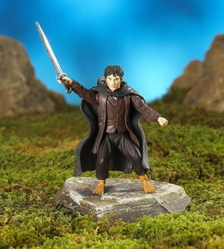 Frodo, with Sword-Attack Action