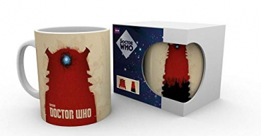 "Tasse ""Red Dalek"""