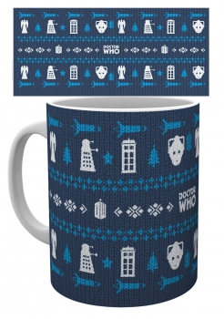 "Tasse ""Christmas Strick"""