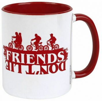"Tasse ""Friends don`t lie"""