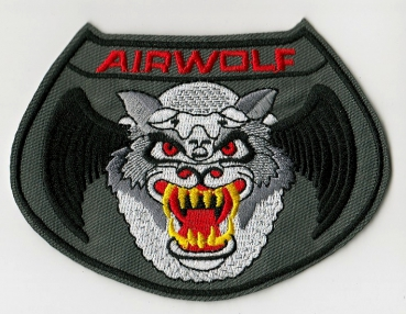 Airwolf-Wolf