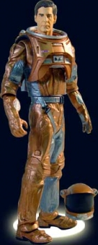 ENT Away Team Captain Archer (Art Asyslum)