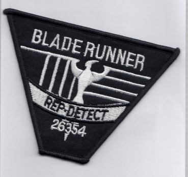 Blade Runner Movie Rep Detect