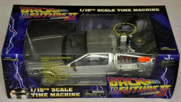 Back to the Future II 1/15 Scale Time Machine