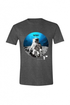 NASA T-Shirt Buzz Aldrin Desolation