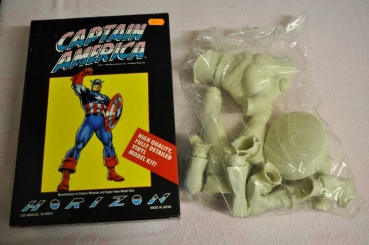 Captain America Model Kit (Horizon)