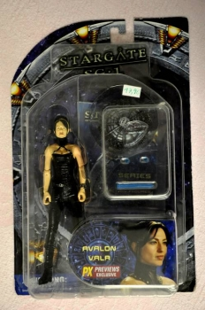 Stargate SG-1 Avalon Vala (Diamond Select)