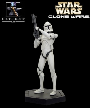 Clone Trooper Gentle Giant