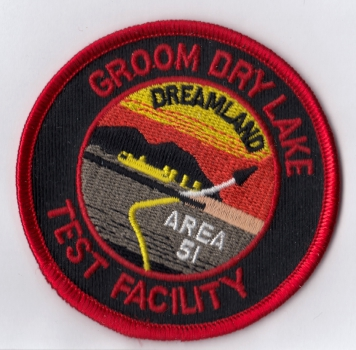 Groom Dry Lake Test Facility