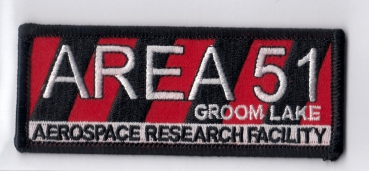 Area 51 Groom Lake Aerospace Research Facility