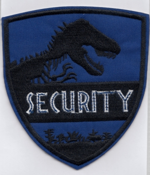 Jurassic World Security Dark Blue