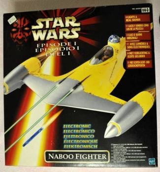 Naboo Starfighter Episode 1
