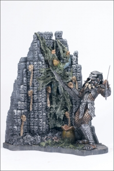 Alien Queen vs. Predator Playset 2