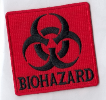 Biohazard red
