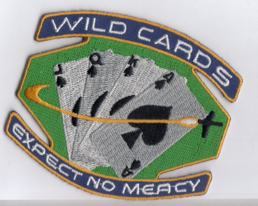 Wildcards Expect no Mercy