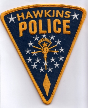 Stranger Things: Hawkins Police