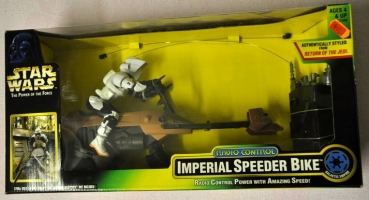 "Radio Control Imperial Speeder Bike ""Return of the Jedi"""