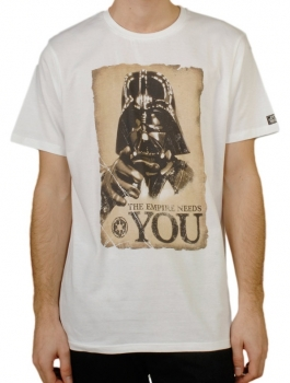 "T-Shirt: ""The empire needs you"""