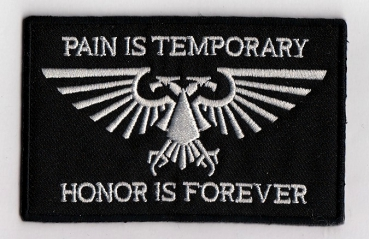"Warhammer ""Pain Is Temporary"""