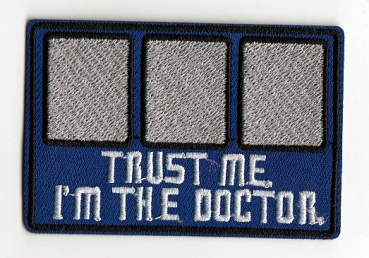Trust Me, I´m The Doctor