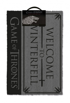 "Fußmatte ""Welcome To Winterfell"""