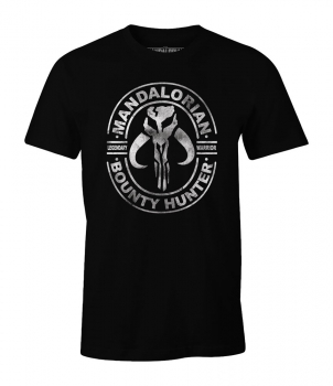 Star Wars The Mandalorian T-Shirt Bounty Hunter