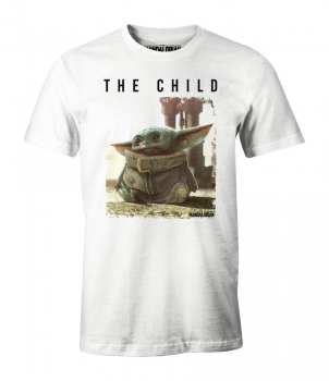 Star Wars The Mandalorian T-Shirt The Child