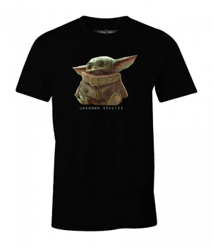Star Wars The Mandalorian T-Shirt Unknown Species Child