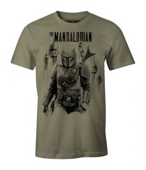 Star Wars The Mandalorian T-Shirt The Mandalorian