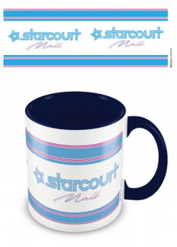 "Coloured Inner Tasse ""Starcourt Mall"""