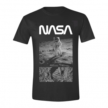NASA T-Shirt Man on the Moon