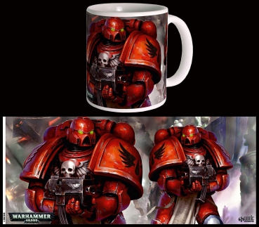 "Tasse ""40K Blood Angels Space Marines"""
