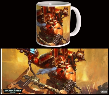 "Tasse ""40K Kharn the Betrayer"""