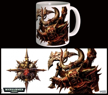 "Tasse ""40K Chaos Space Marines"""