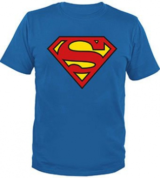 "T-Shirt ""Superman-Logo"""