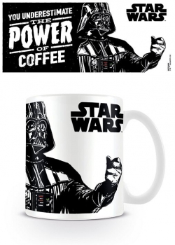 "Tasse ""Power of Coffee"""