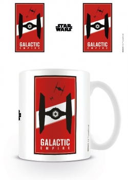 "Tasse ""Tie Fighter Logo"""