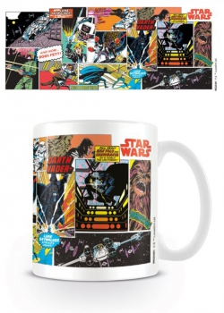 "Tasse ""Comic Panels"""