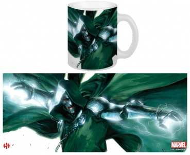 "Tasse ""Doctor Doom"""