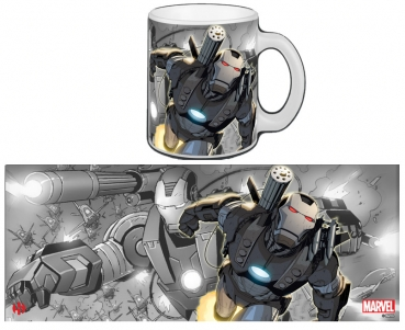 "Tasse ""War Machine"""