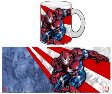"Tasse ""Iron Patriot"""