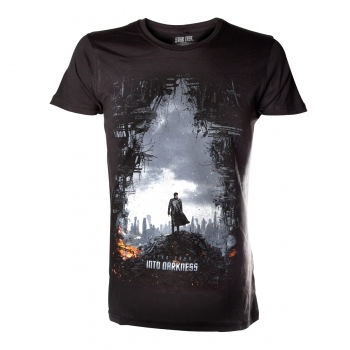 "T-Shirt: ""Into Darkness"""