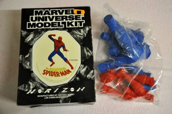 Amazing Spiderman Model Kit (Horizon)