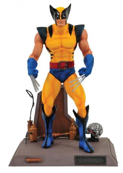 Marvel Select Actionfigur Wolverine 18 cm