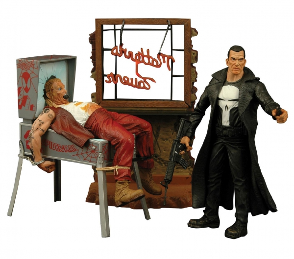 Marvel Select Actionfigur Punisher 18 cm