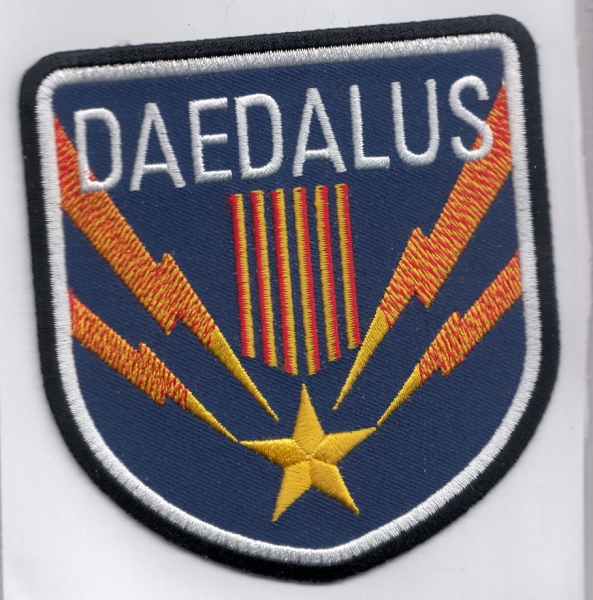 Stargate SG-1 Daedalus Screen Accurate Uniform